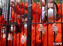 Anti-torture protest.