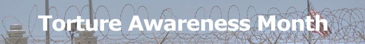 Torture Awareness Month